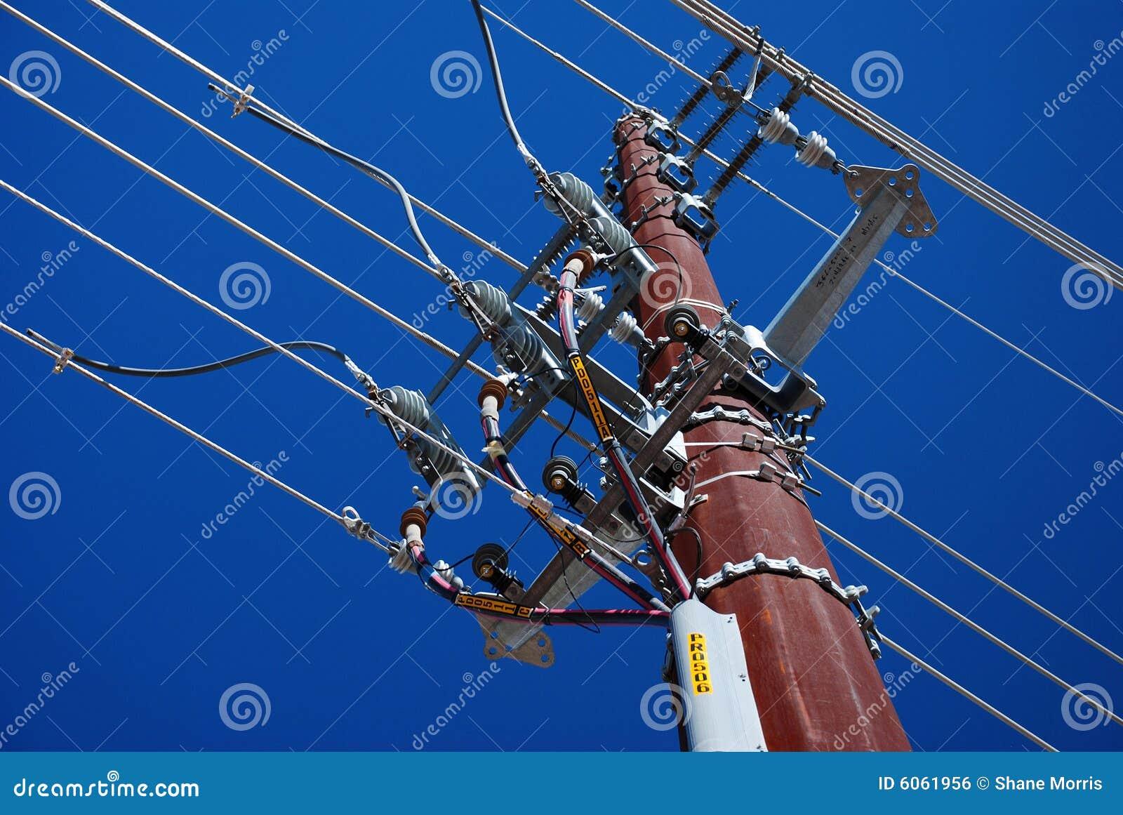 Najwyższe władze elektryczne linii przekazywanie