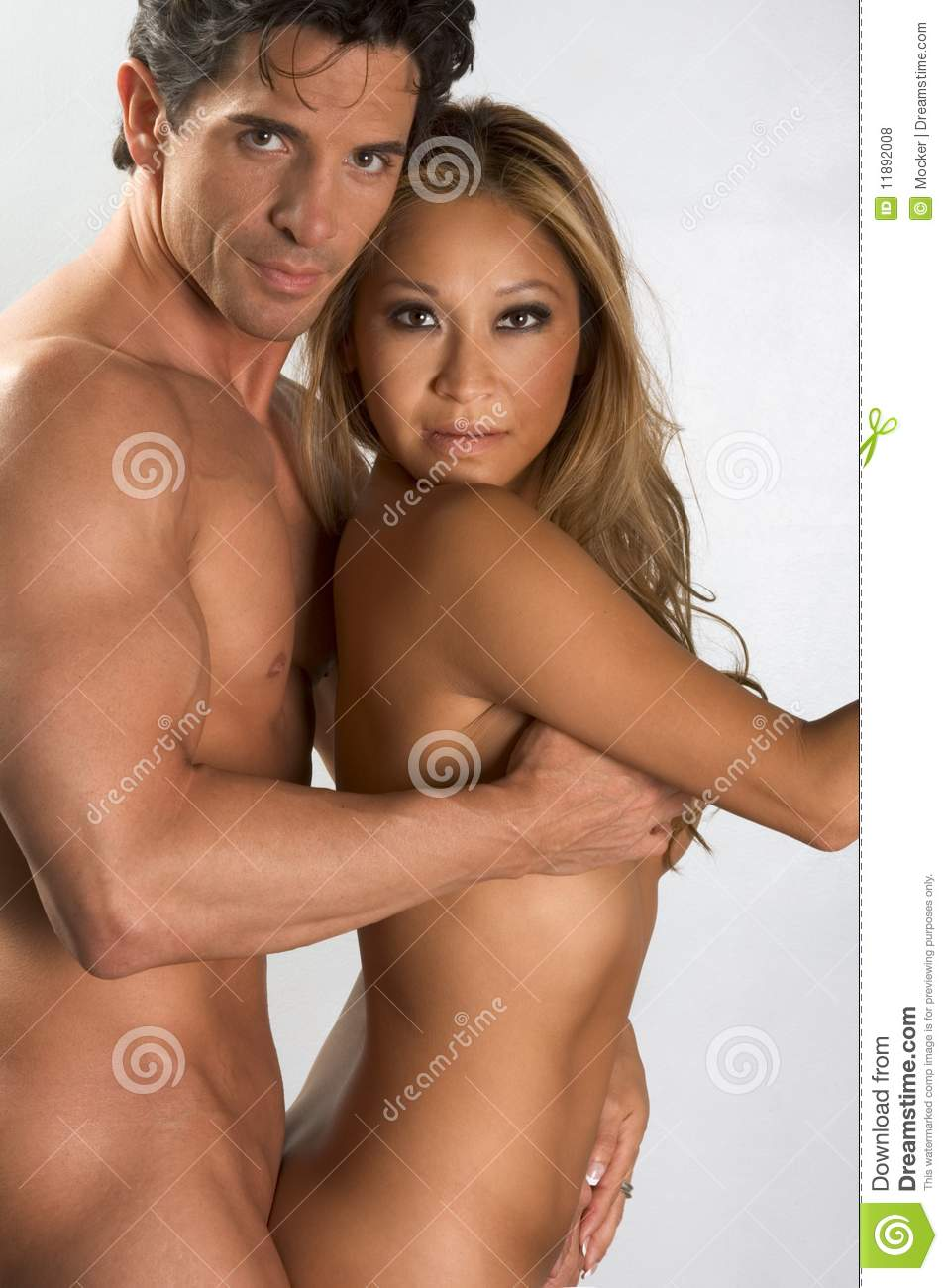 Beautiful nude couples