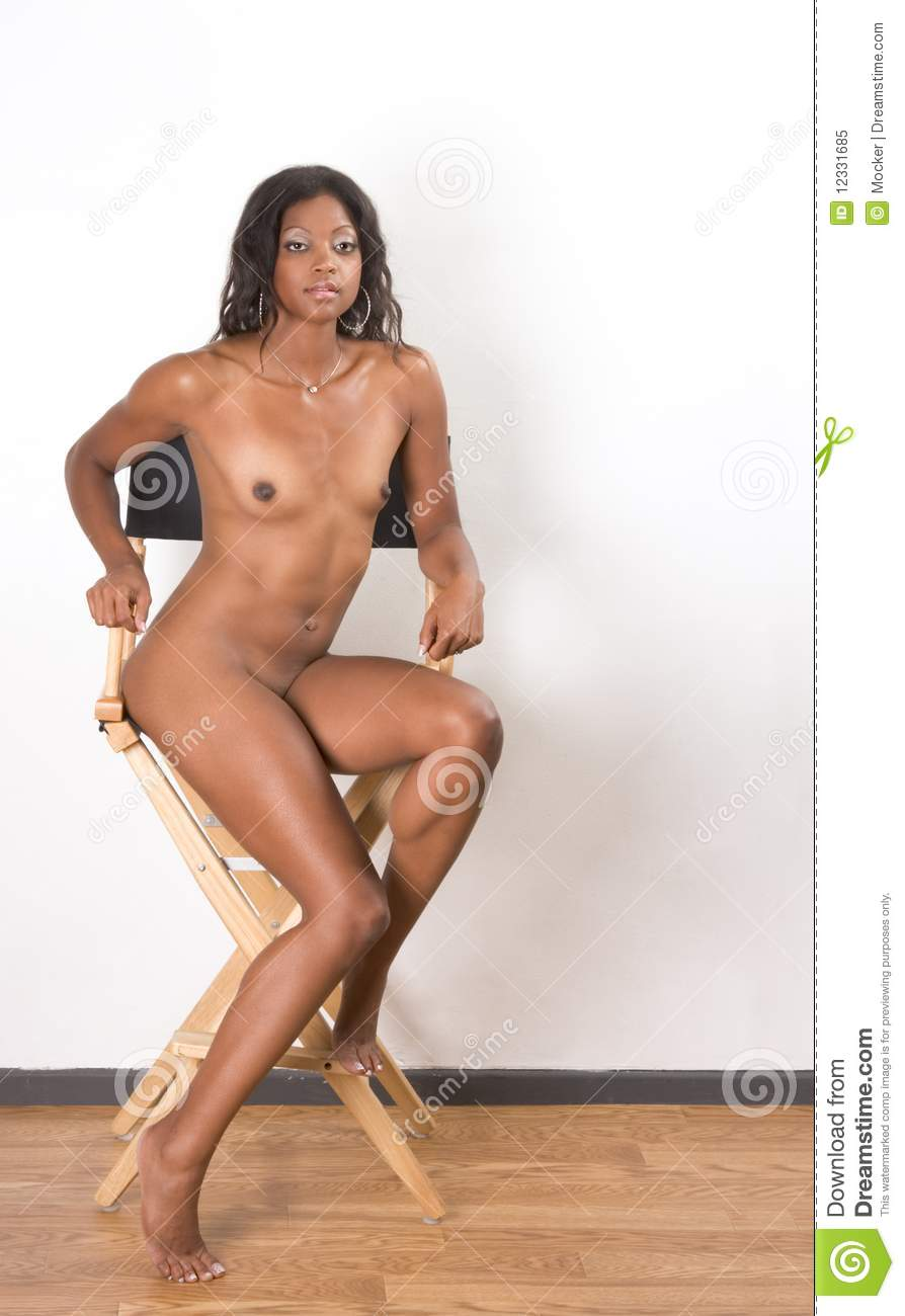 African Females Nude 25