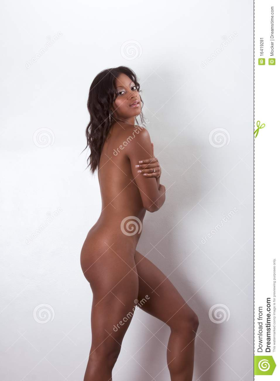 Ripped female nude-1718