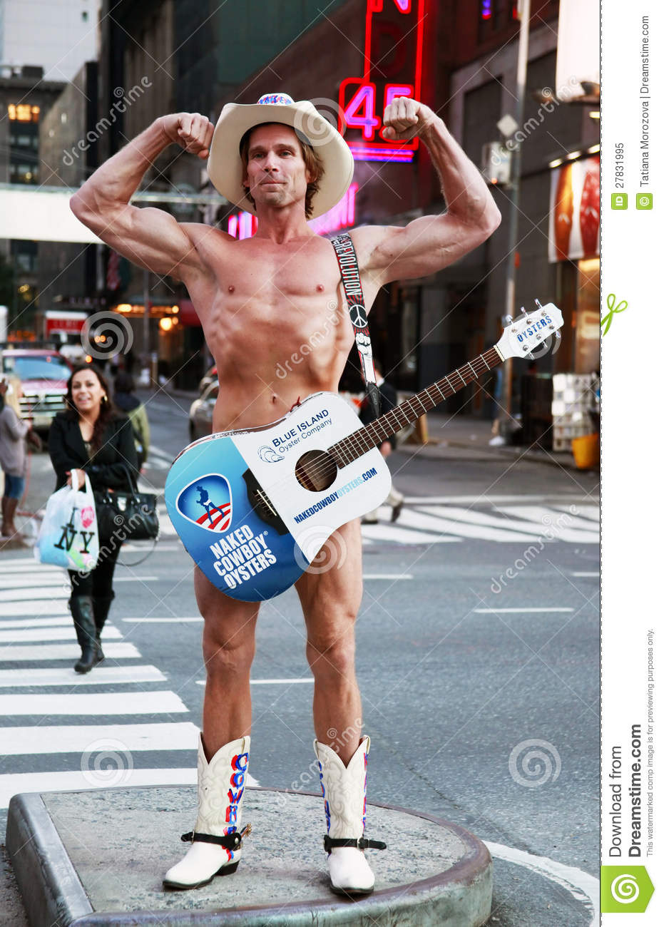 The naked cowboy new york photo 54