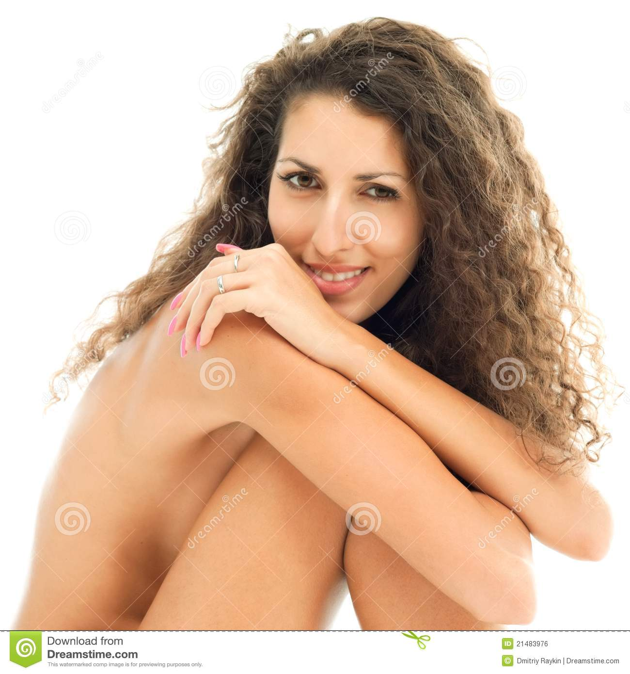 curly hair sexy ladies naked