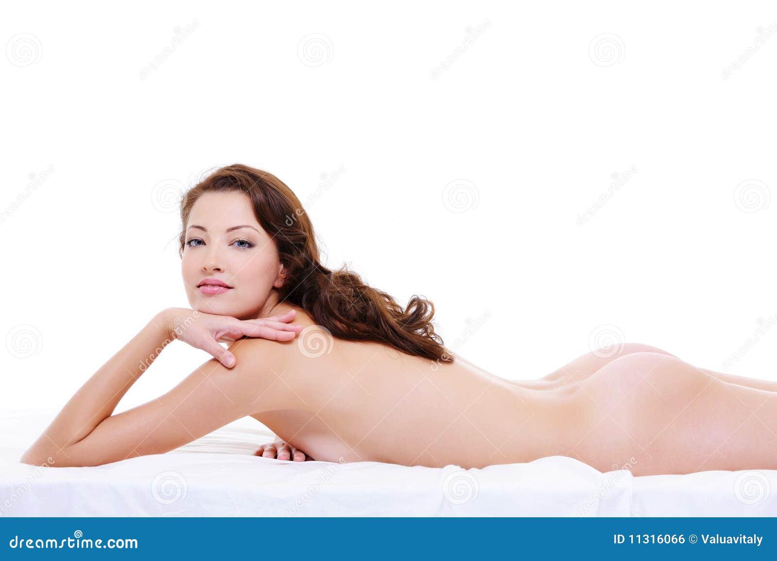 sleeping girls naked asses