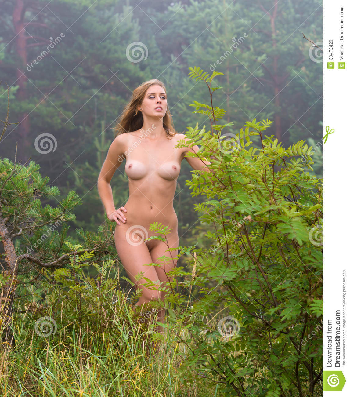 Nude women in the forest nude movie