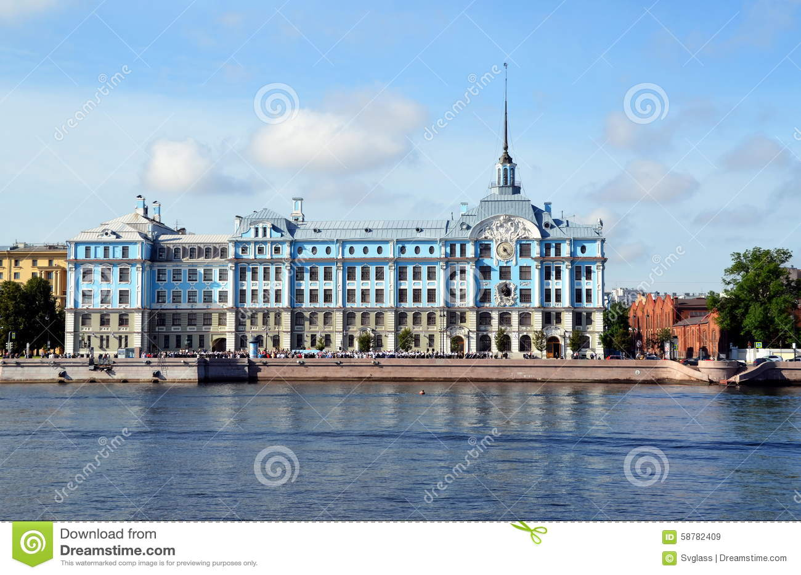 Nakhimov College in St. Petersburg 35