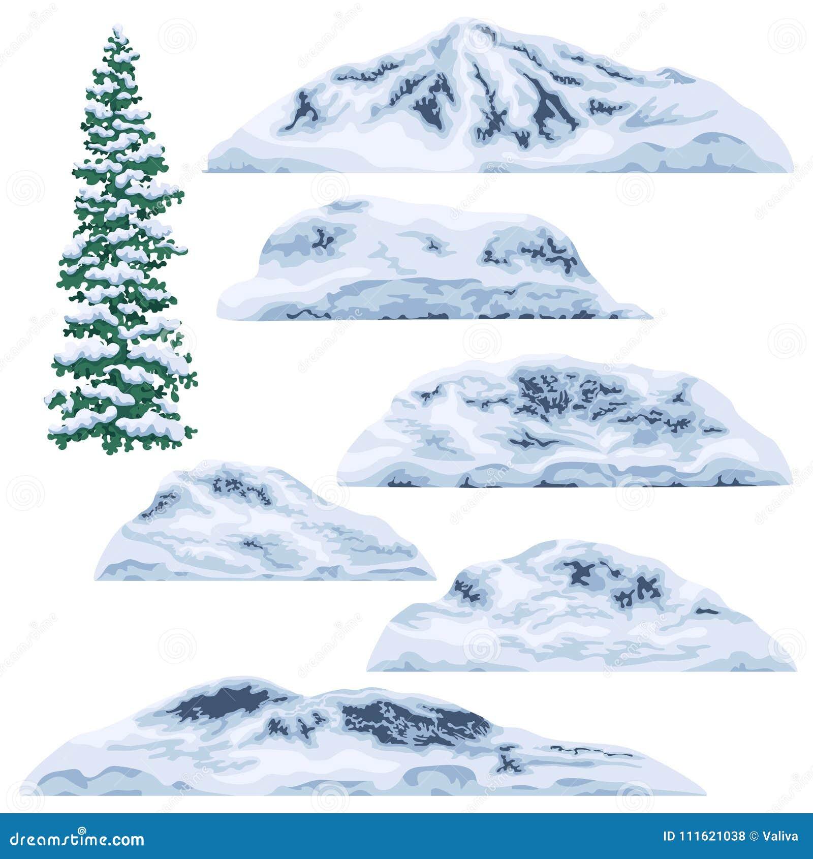 Nakrywający wzgórza i góry
