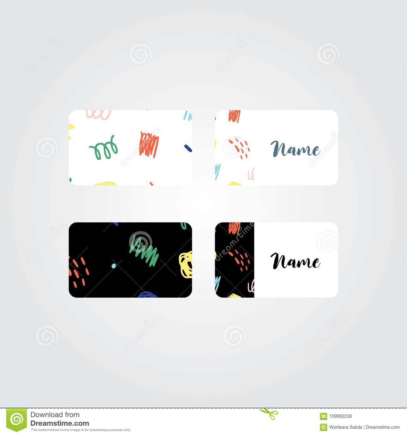 Must see Wallpaper Name Style - name-card-vector-business-card-doodle-pattern-illustration-minimal-cartoon-style-abstract-doodle-wallpaper-hand-drawn-vector-109992238  Pictures_172553.jpg