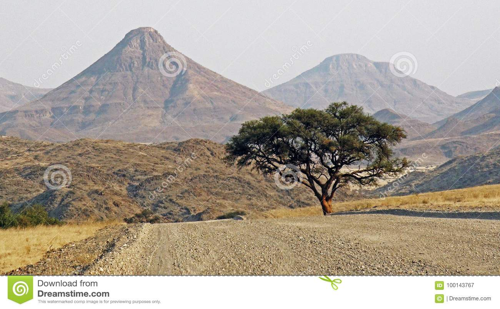 Namibia, Damaraland,