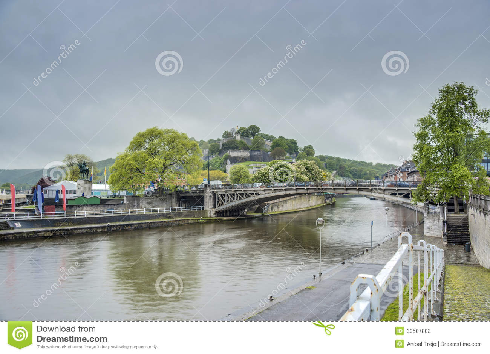 Namur Citadel, Wallonia Region, Belgium