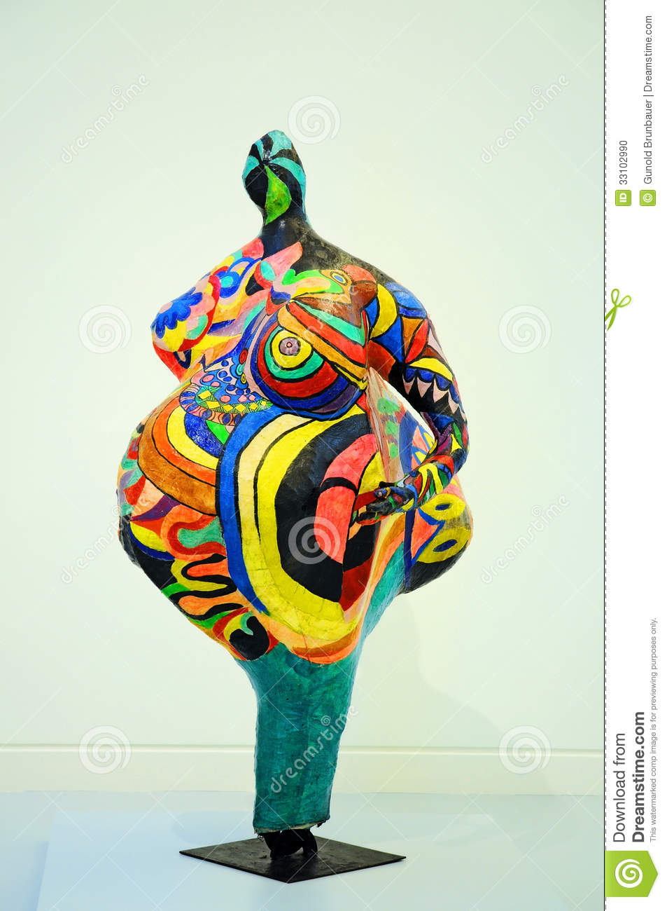 Nana Editorial Image Image Of Painted Overweight Modern