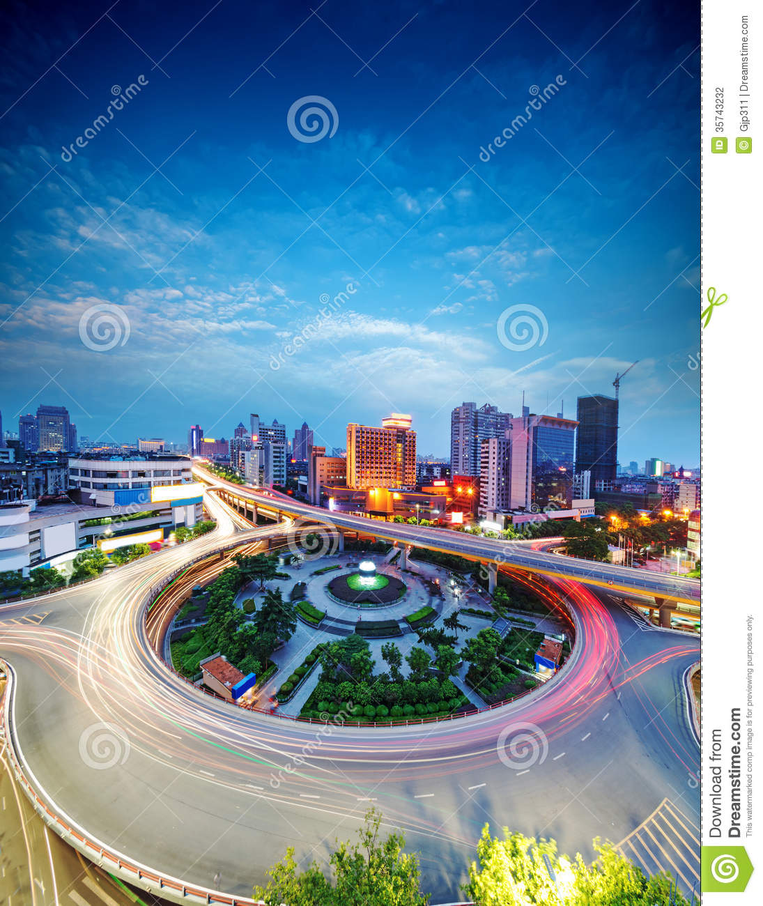 Nanchang China  City new picture : Nanchang China Stock Photography Image: 35743232