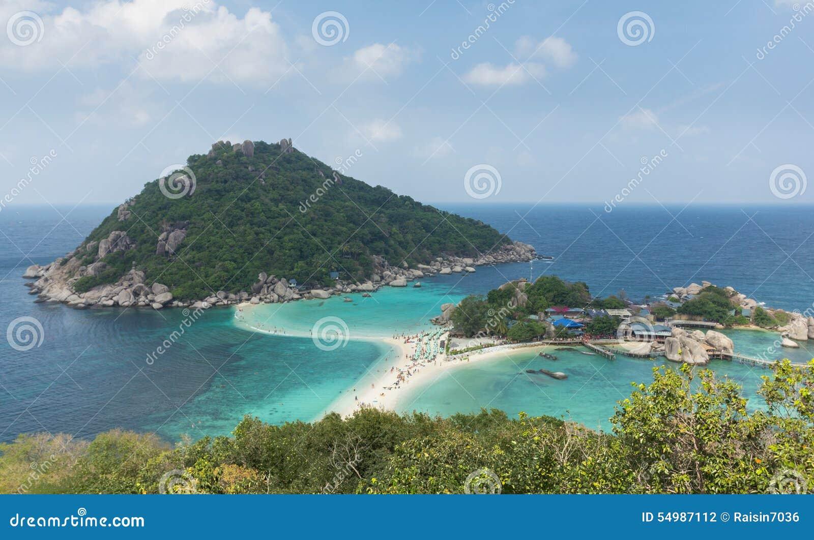 Nangyuan ö, Thailand