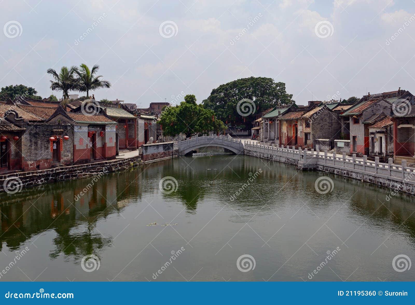 Nanshe Ancient Village