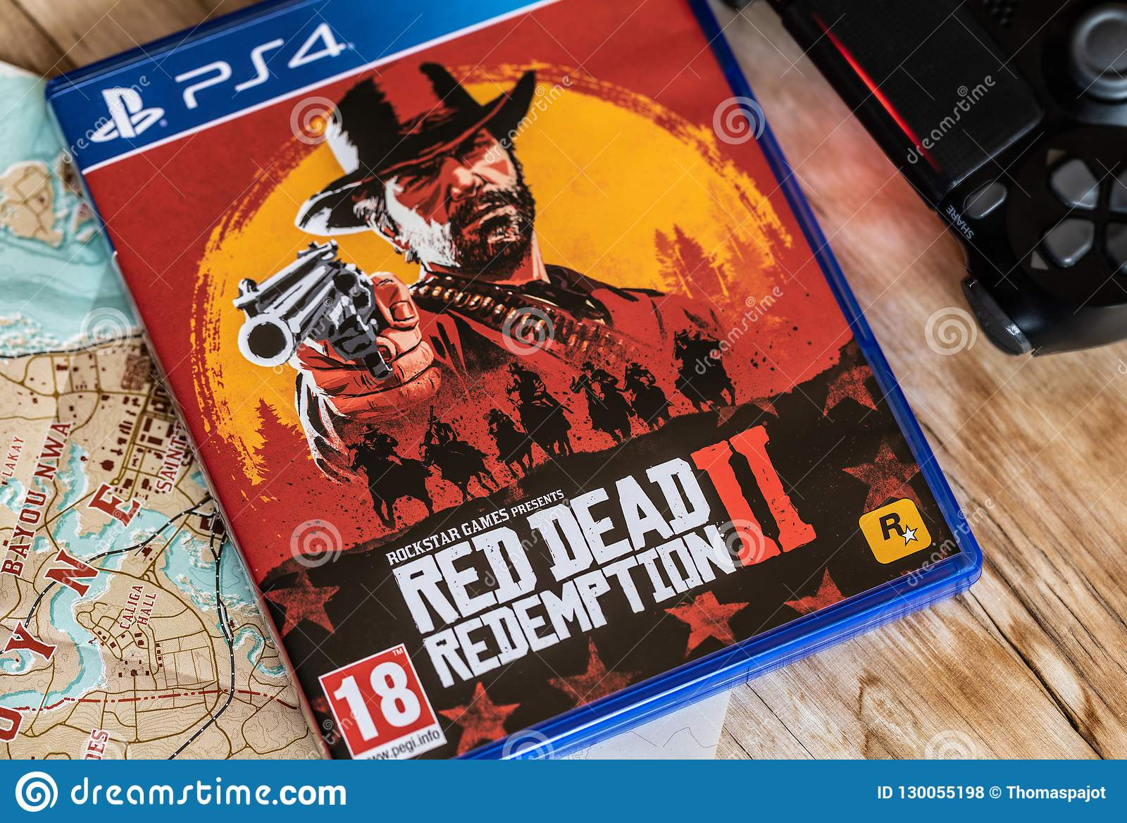 Red Dead Redemption 2 Game Release On October 26,2018