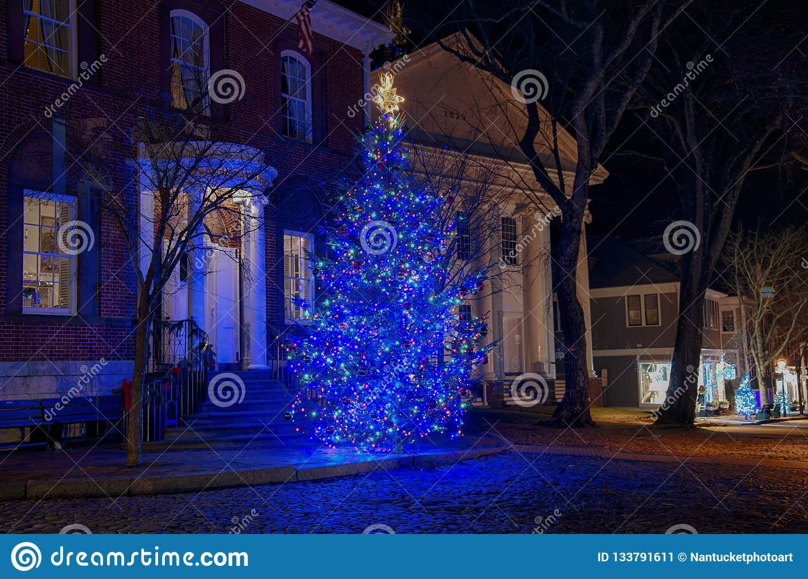 Nantucket-Weihnachten