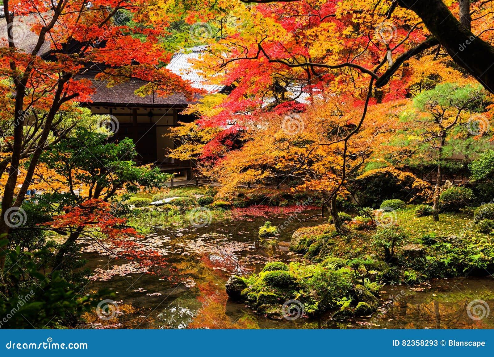 Nanzen-jitempel am Herbst, Kyoto