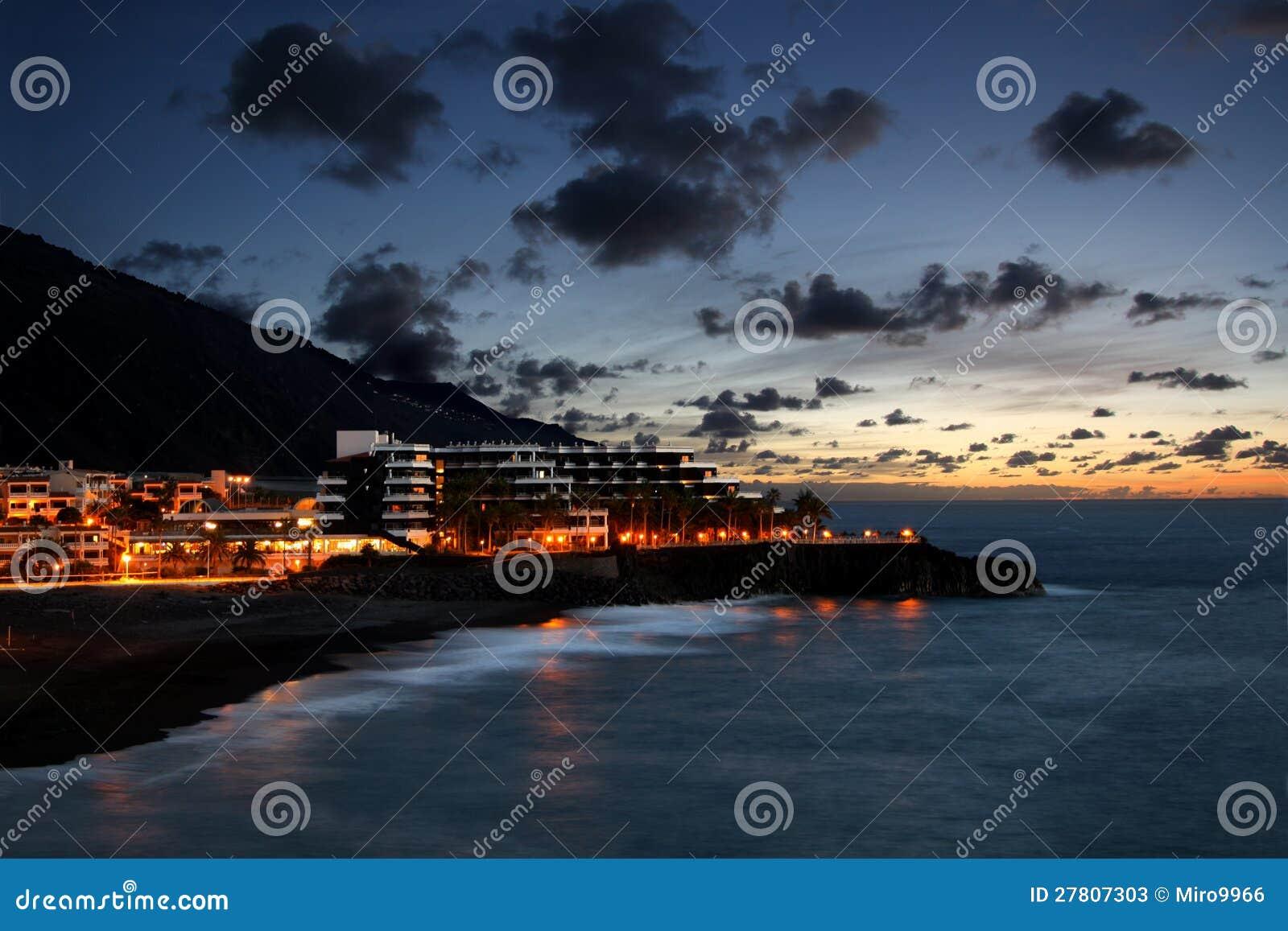 NAO (Εθνικός Οργανισμός Διαιτησίας) Puerto, Λα Palma