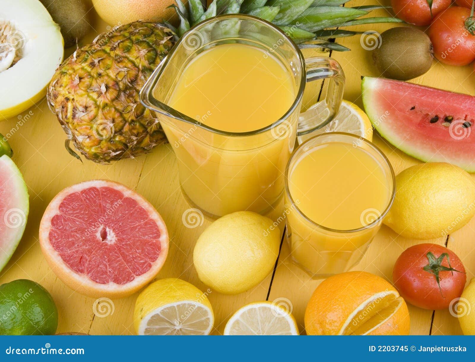 Napój owoców