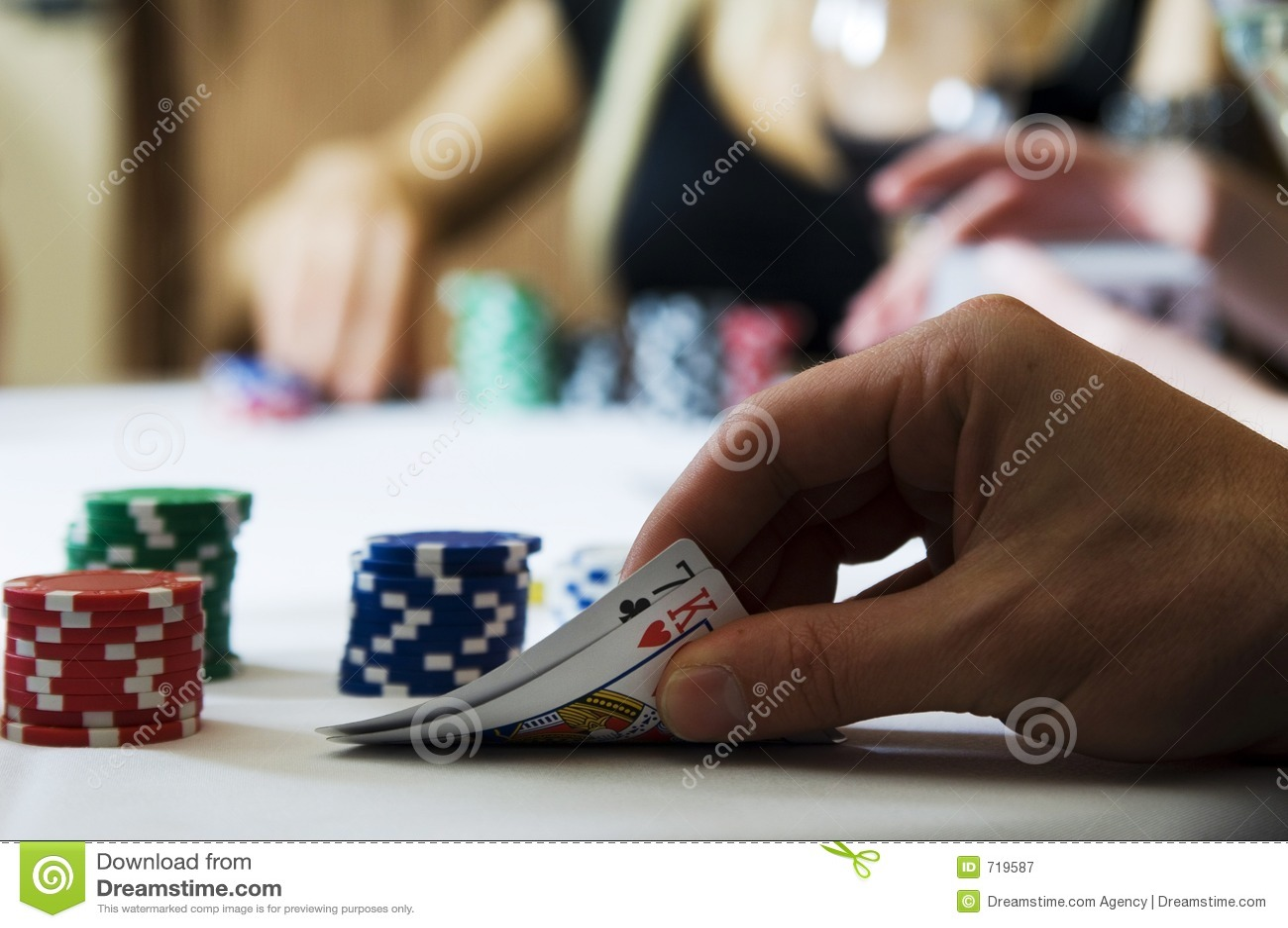 Napięcie w pokera