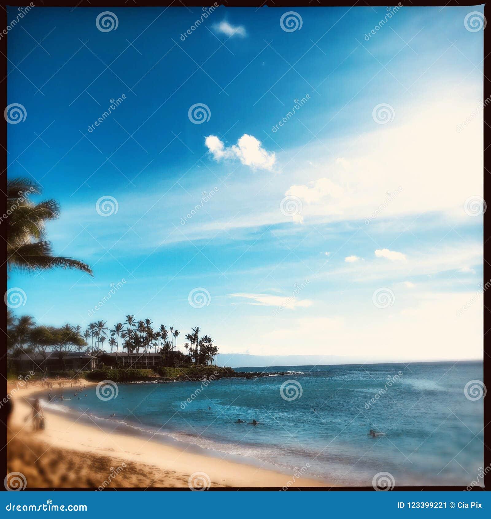 Napilistrand in Maui