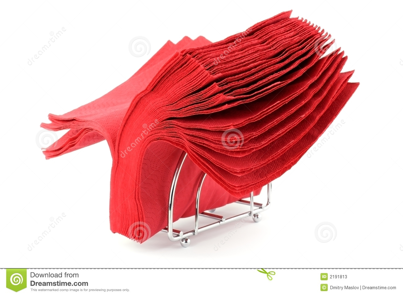 Napkins Stock Photos - Image: 2191813