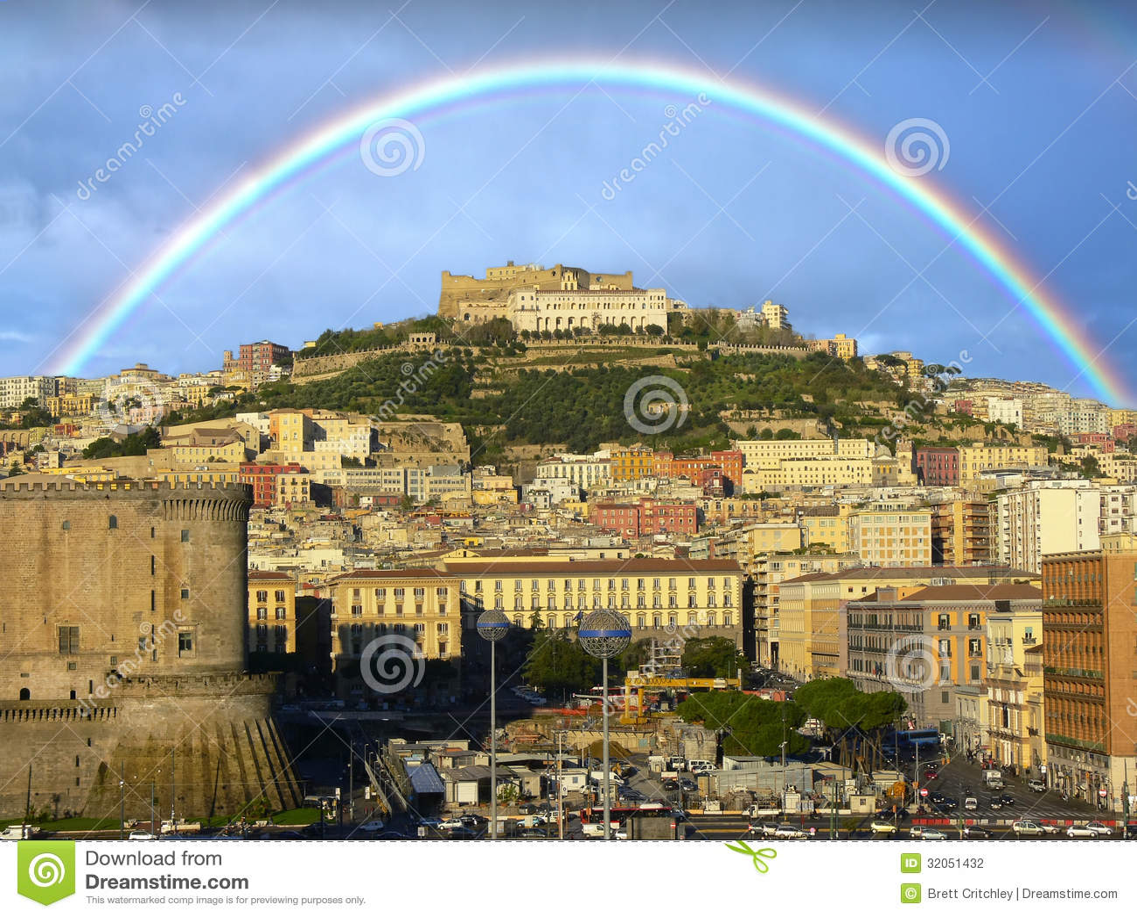 Naples Italien