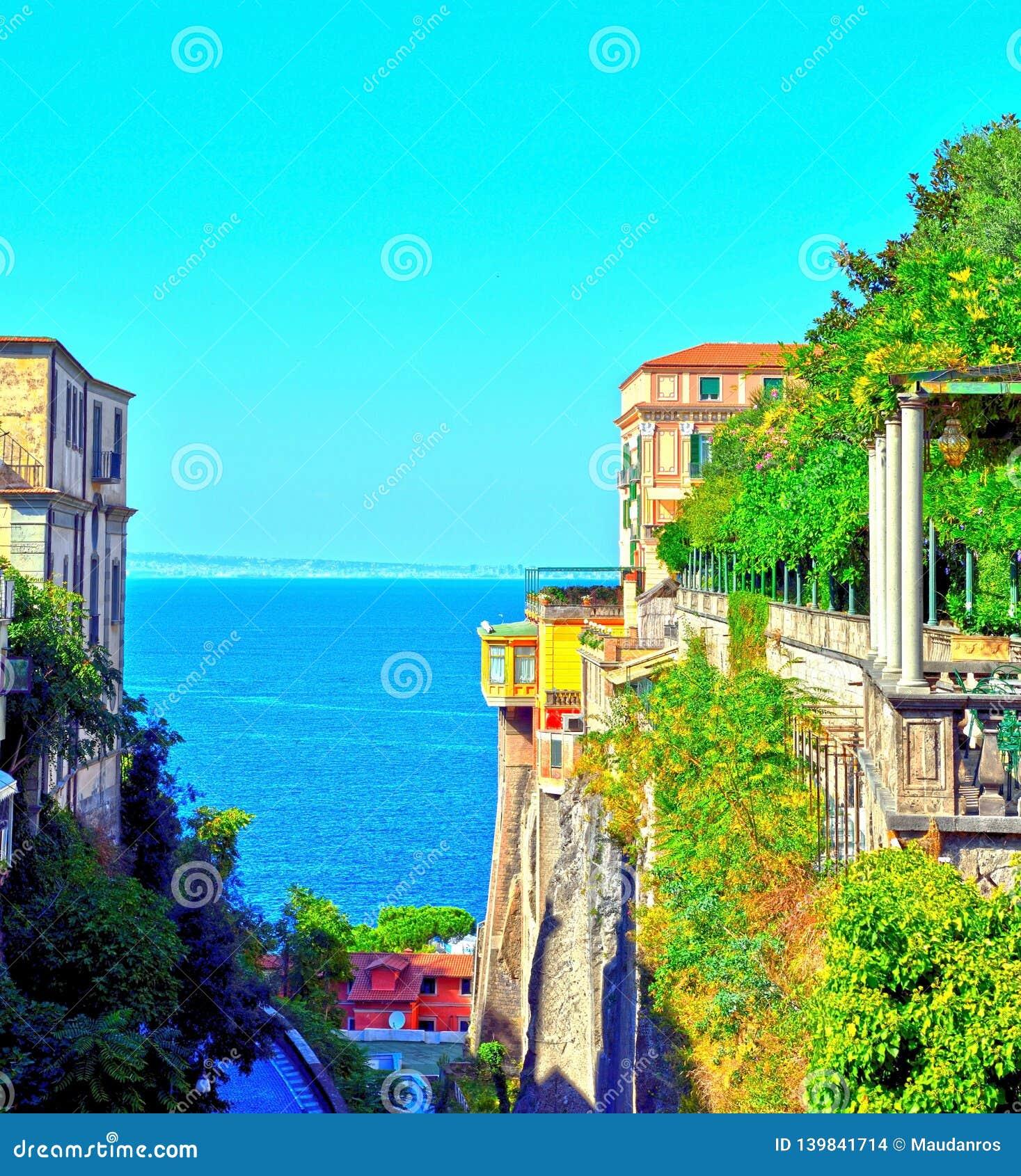 Napoli Ιταλία Σορέντο
