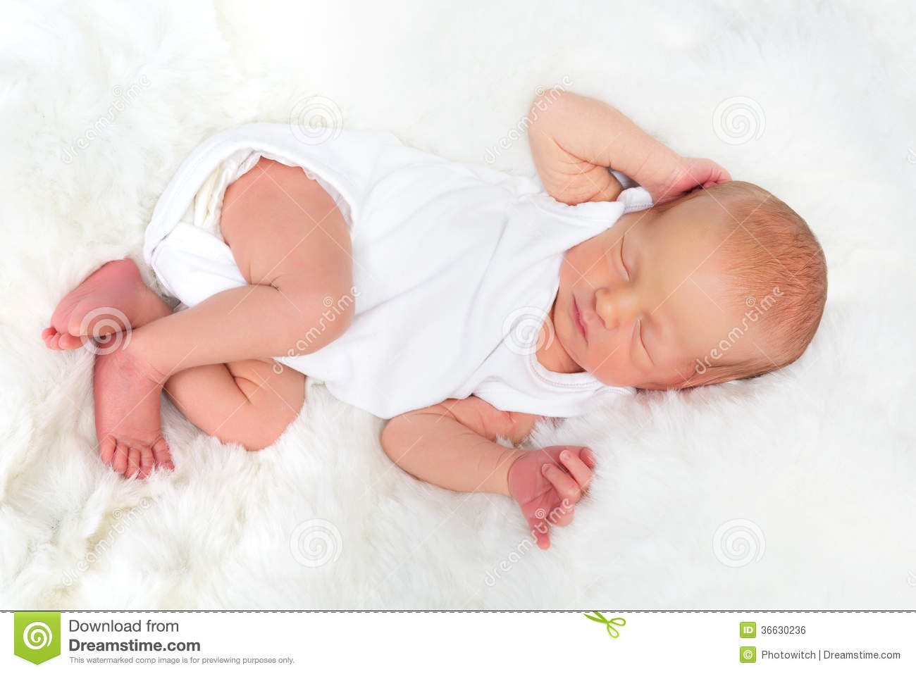 Nappy Baby Stock Photo Image Of Adorable Tenderness