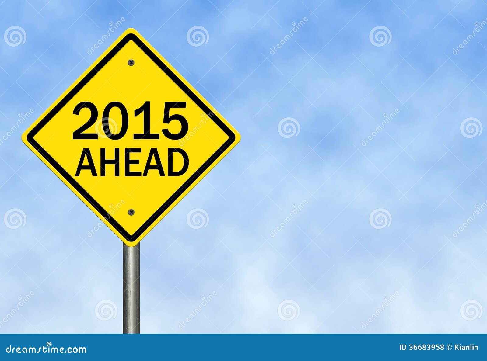 2015 Naprzód