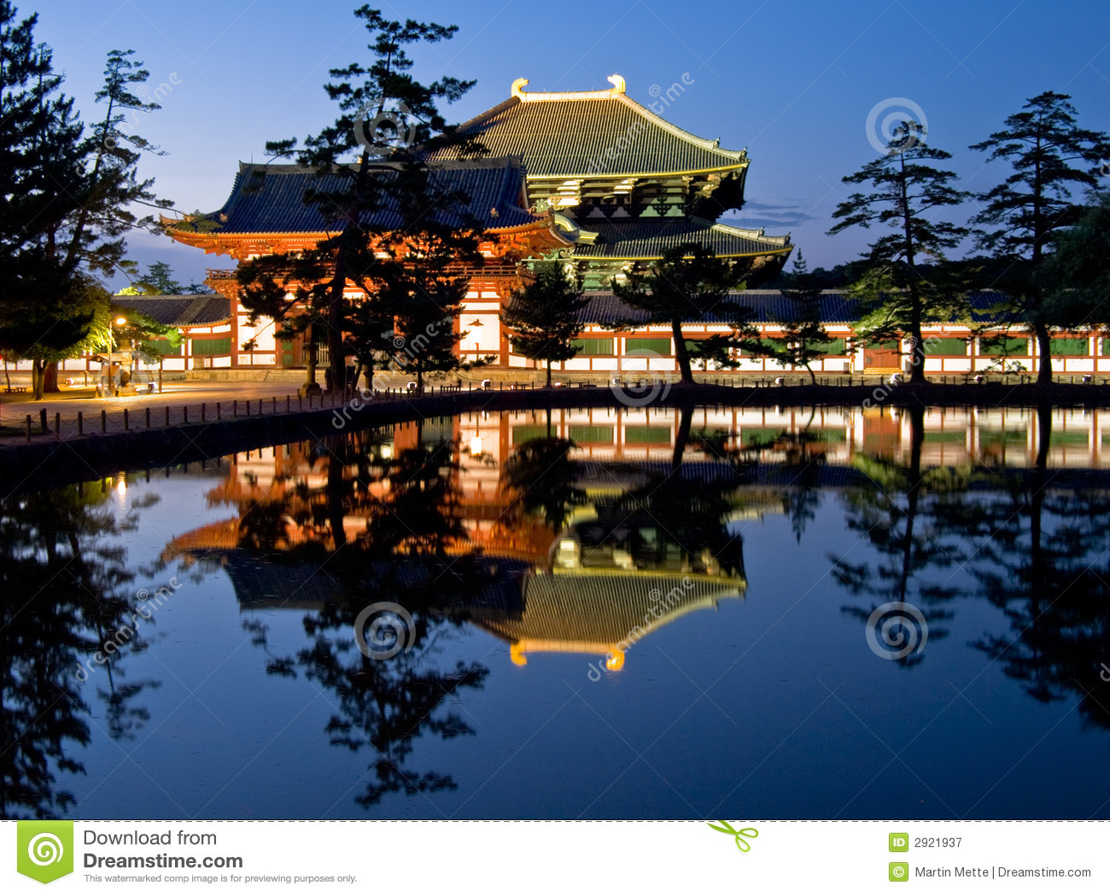 Nara Todaiji temple