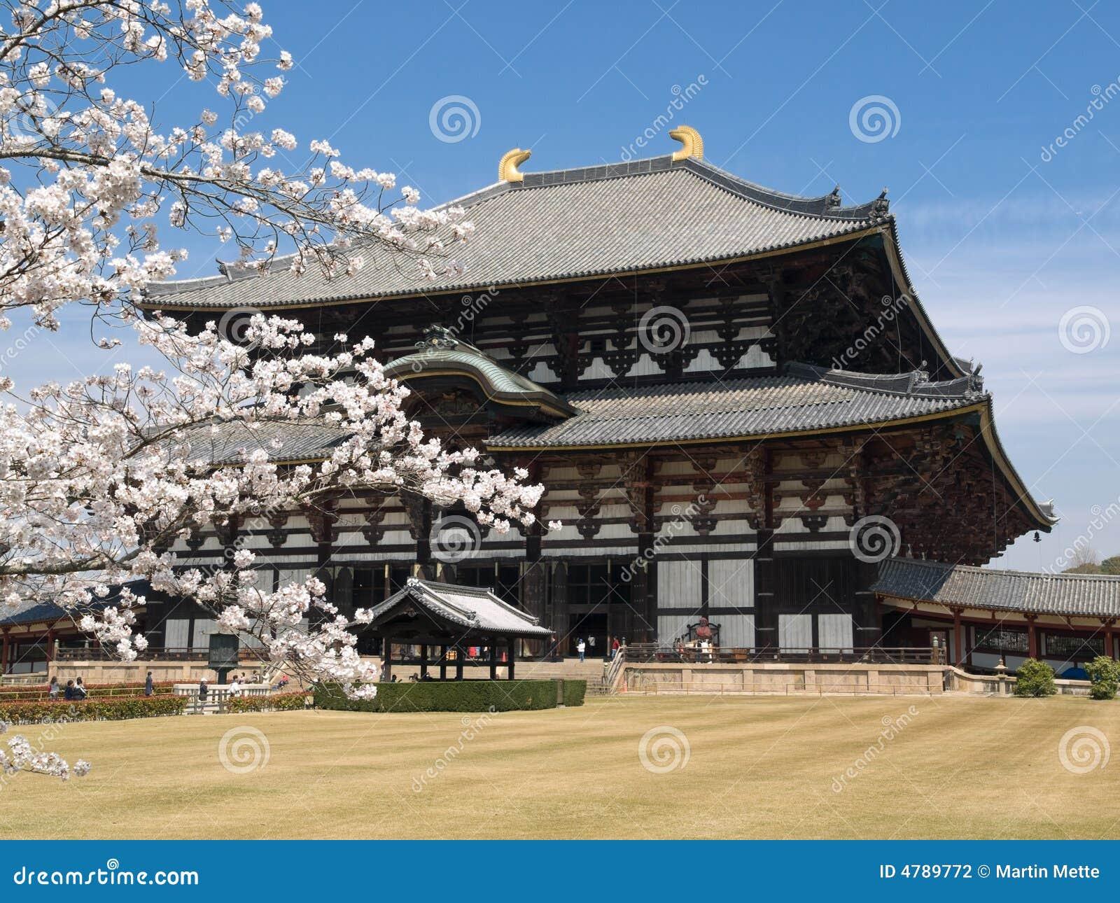 Nara Todaiji Temple Stock Photography - Image: 4789772