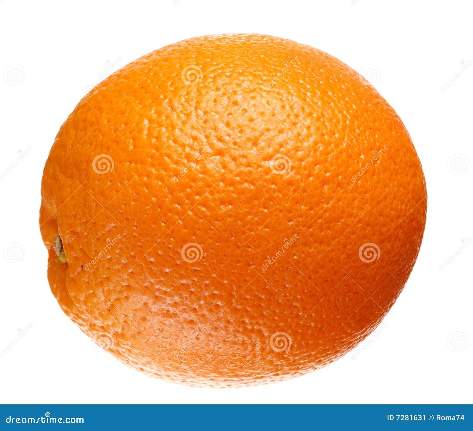 Naranja llena