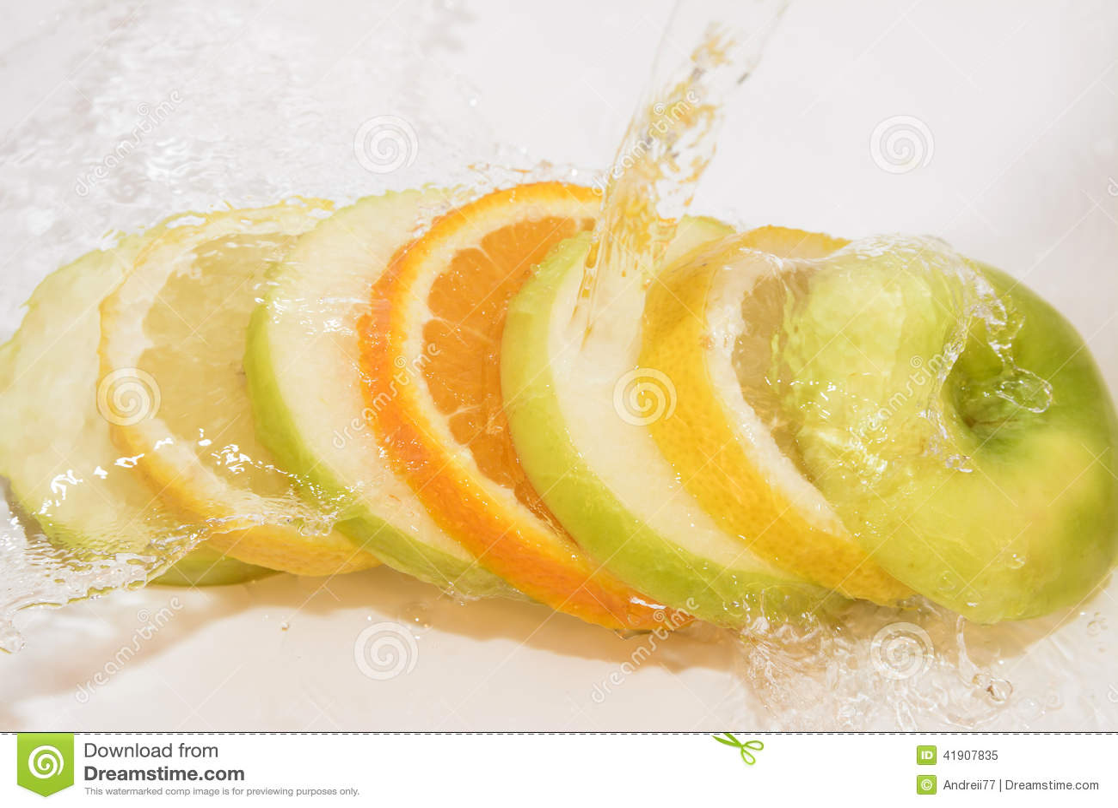 Naranjas del limón de Apple