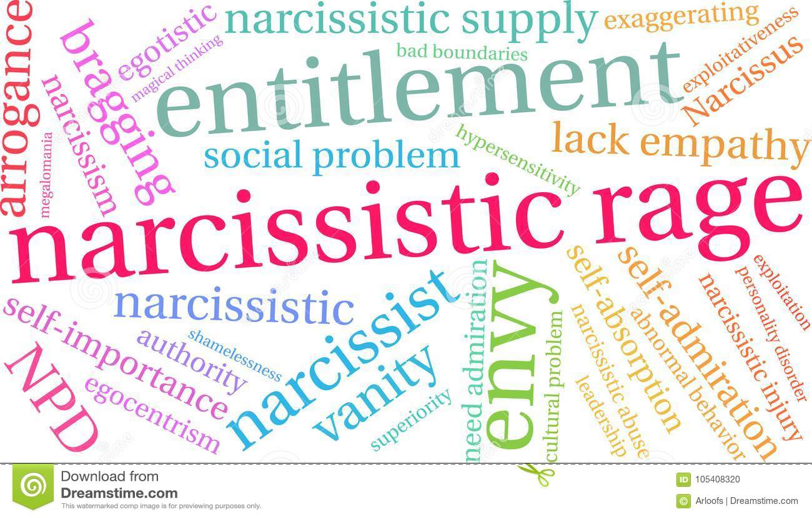Narcissists Magical Thinking