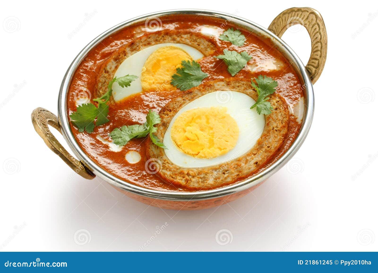 nargisi kofta curry indian cuisine stock image image 21861245. Black Bedroom Furniture Sets. Home Design Ideas