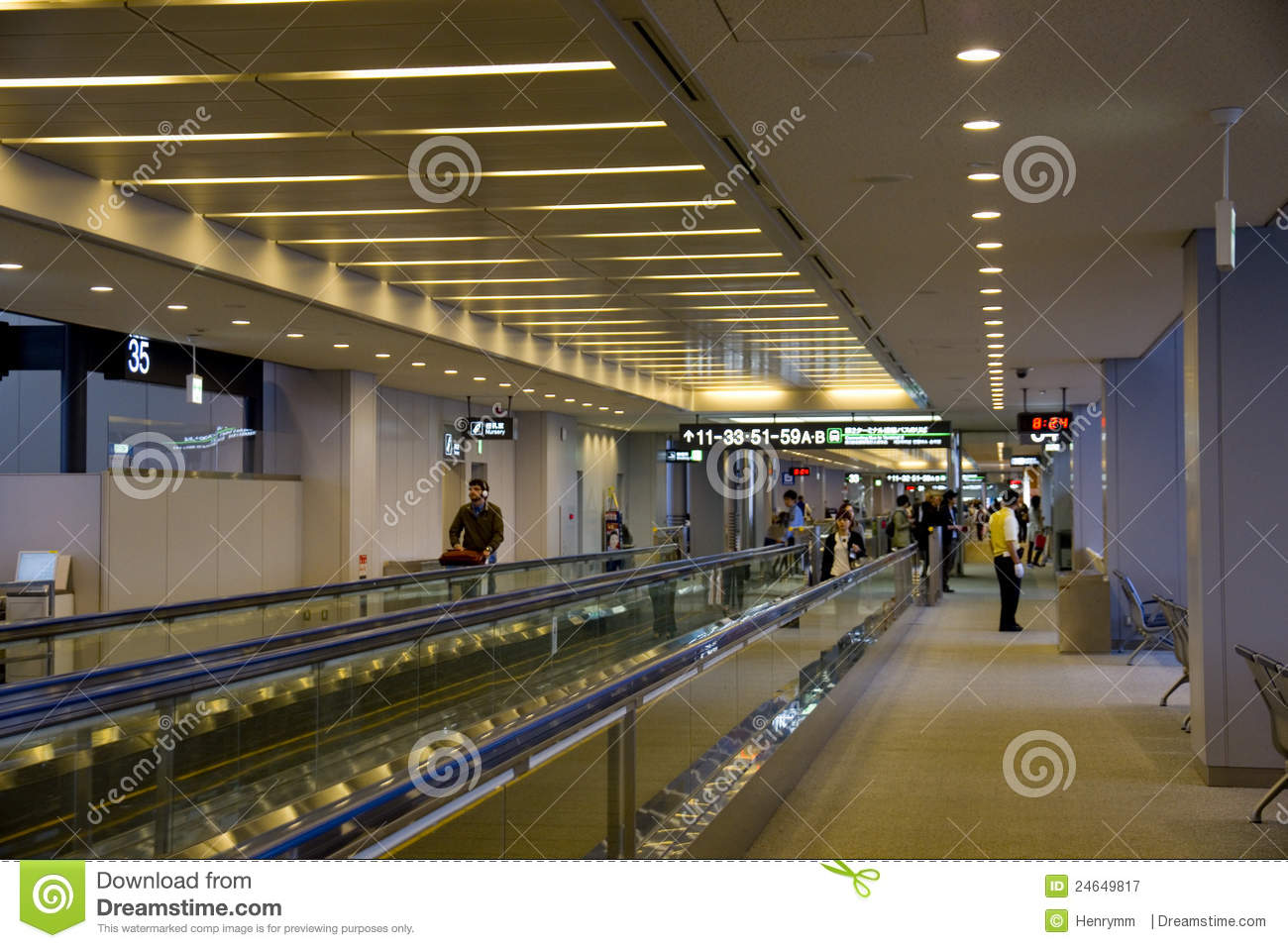 Airport Terminal Editorial Photography - Image: 24649817