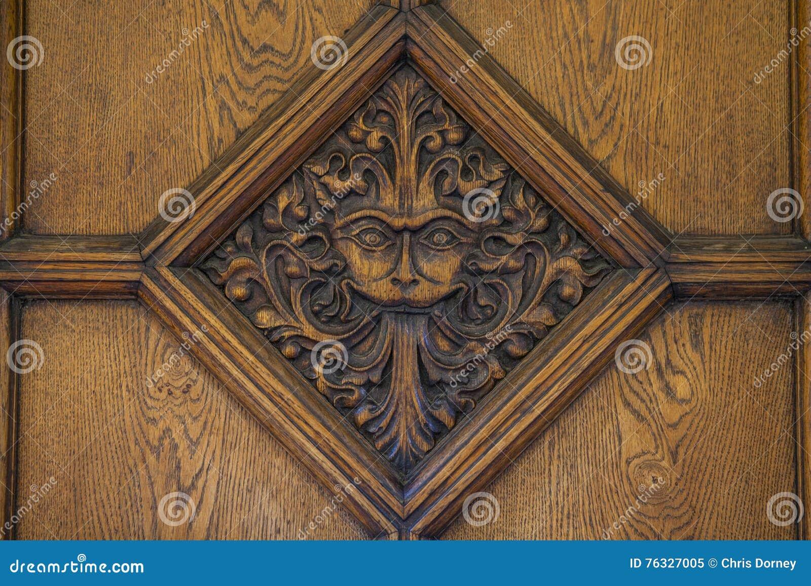Narnia-Tür in Oxford