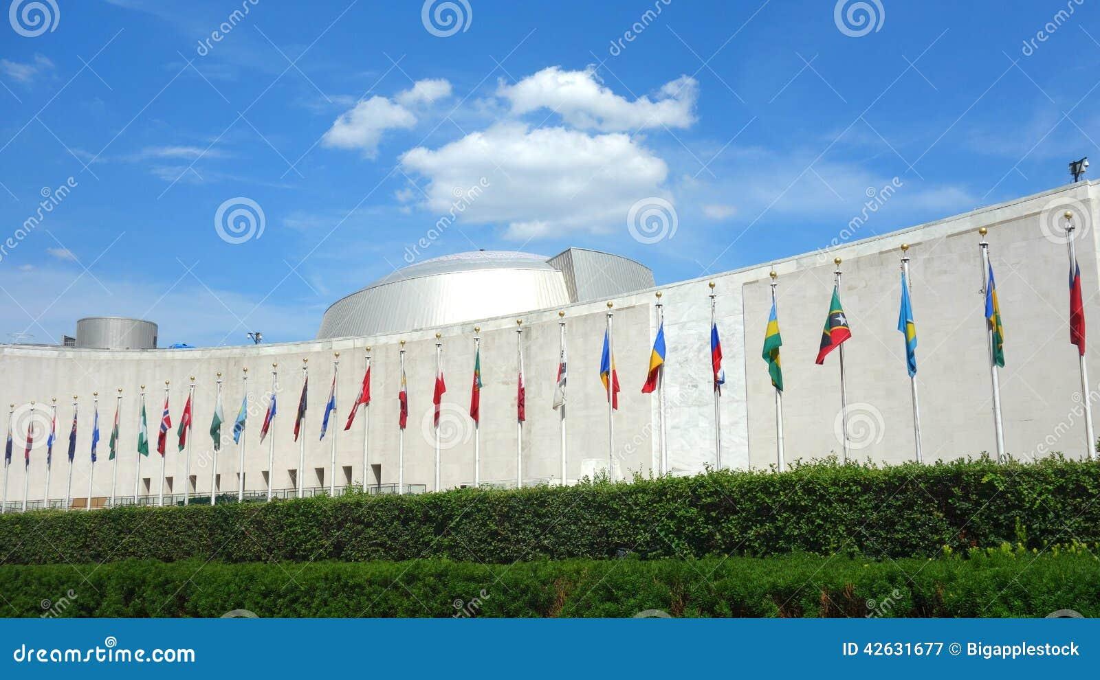Narody Zjednoczone zgromadzenie ogólne