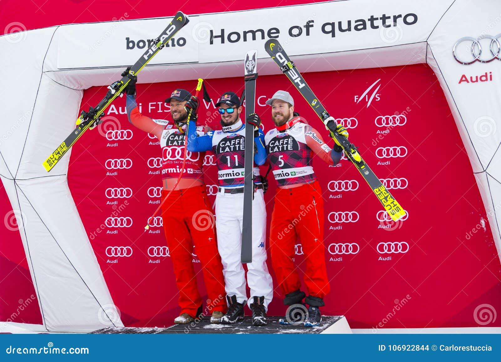 Narta puchar świata 28 Bormio Włochy, Audi FIS Grudnia 2017 -