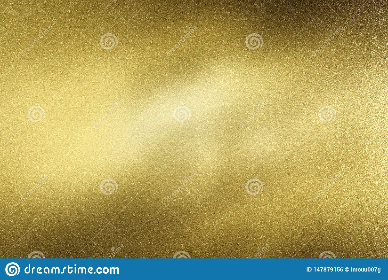 Narys stali złota ściana, abstrakcjonistyczny tekstury tło