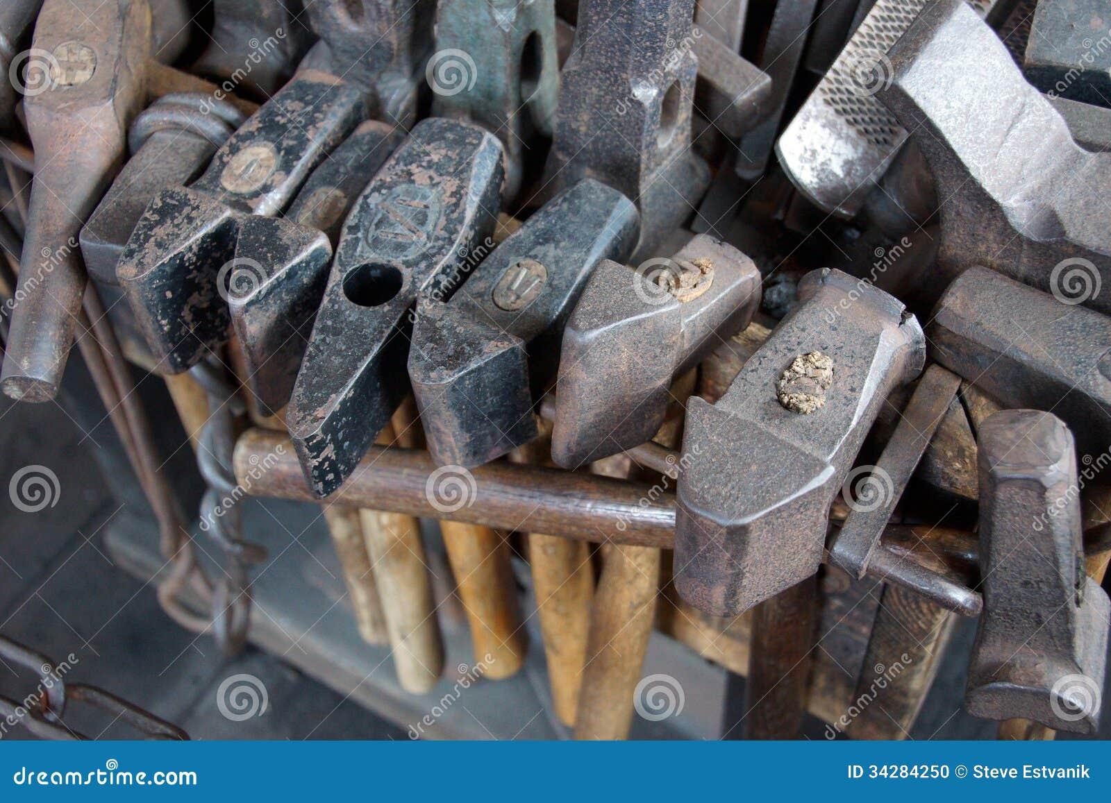 Narzędzia blacksmith