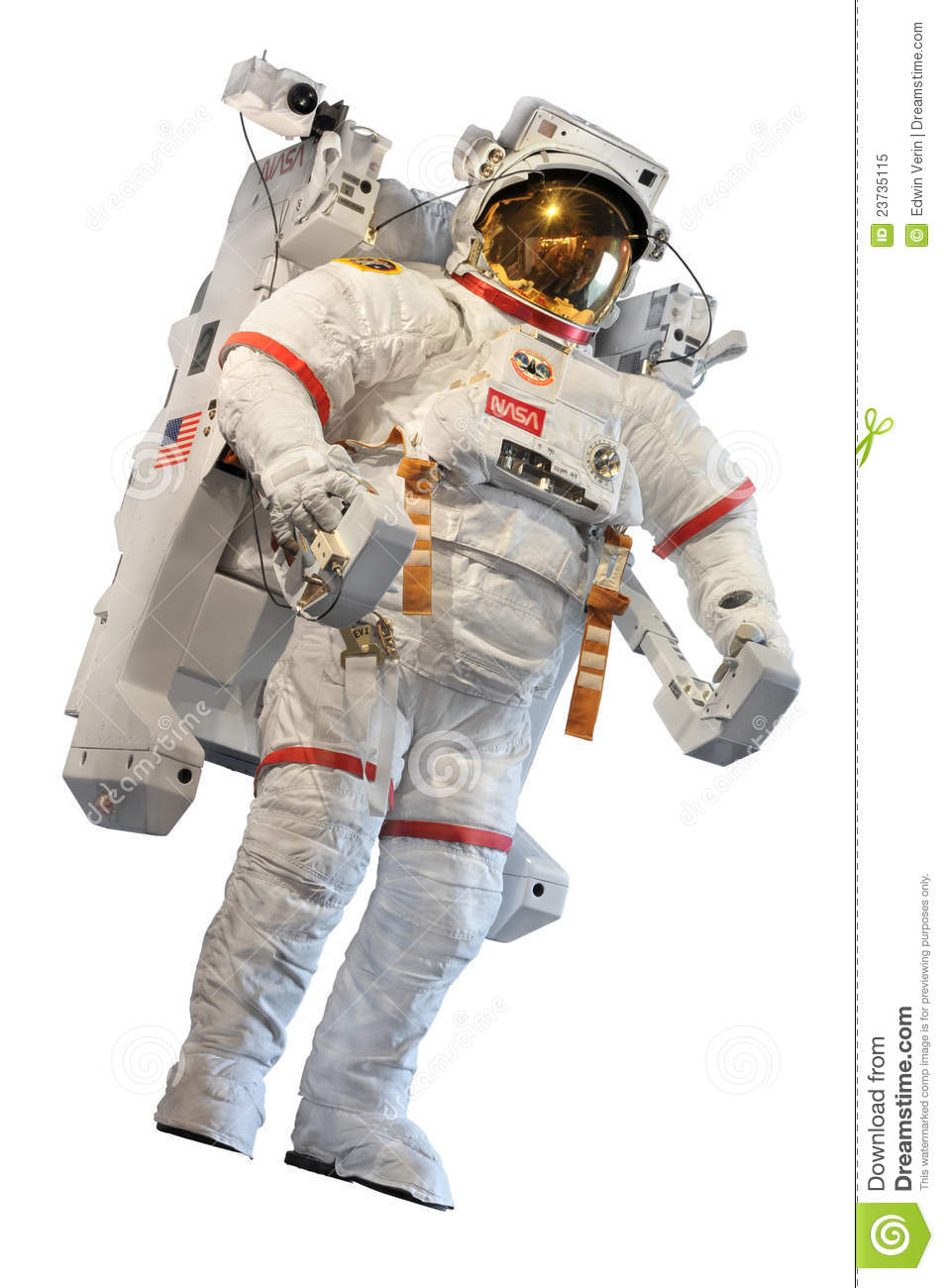 nasa space suit material - photo #37
