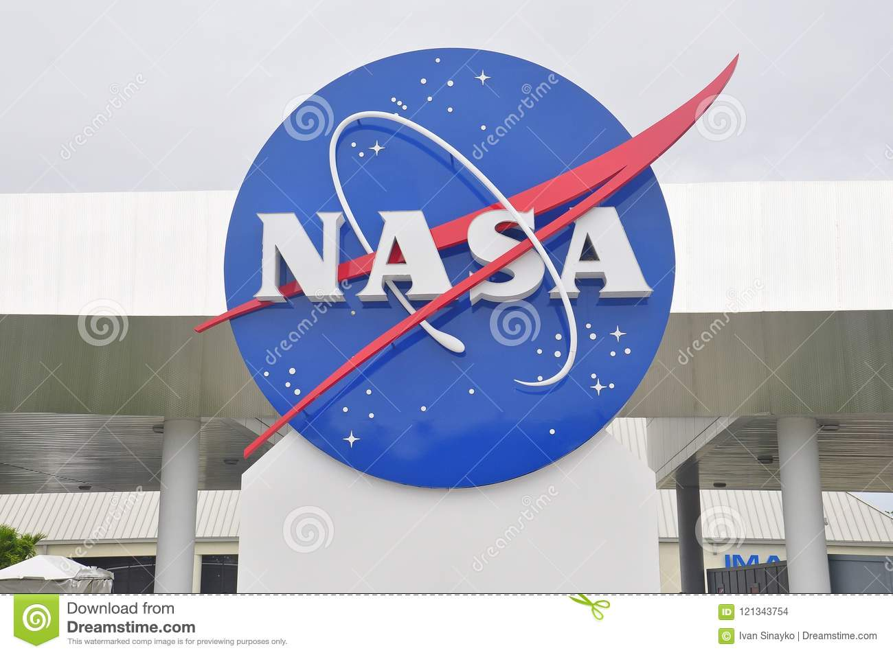 NASA Space Center in Florida
