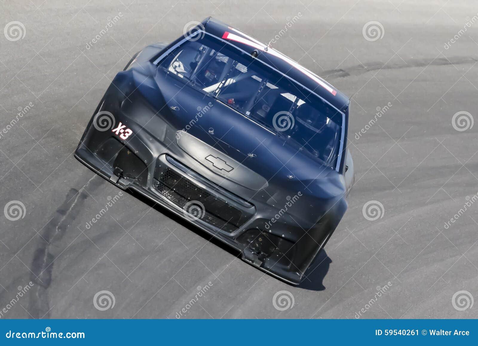 NASCAR: Испытание 16-ое сентября NASCAR