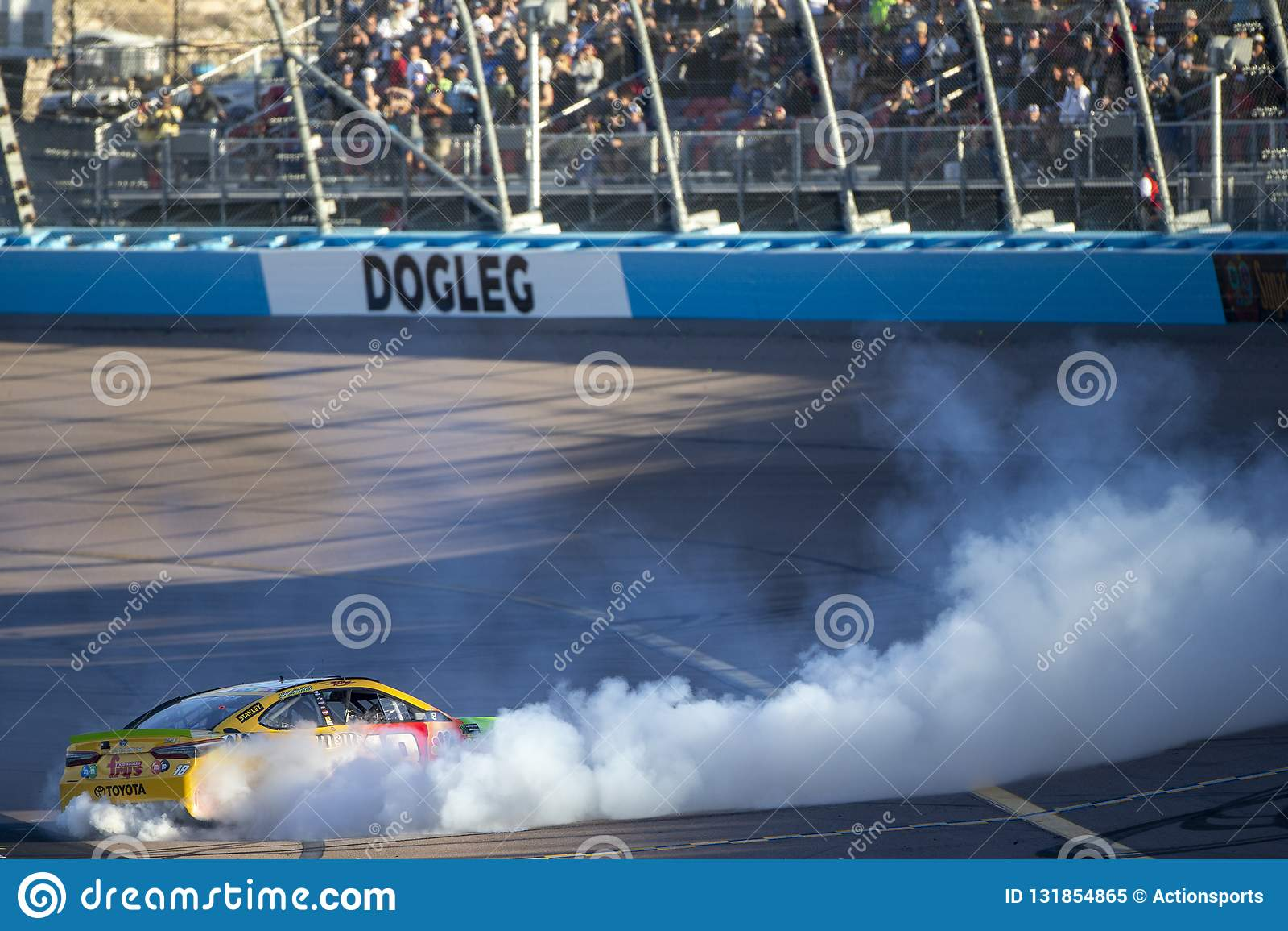 NASCAR :11月11日能是500k