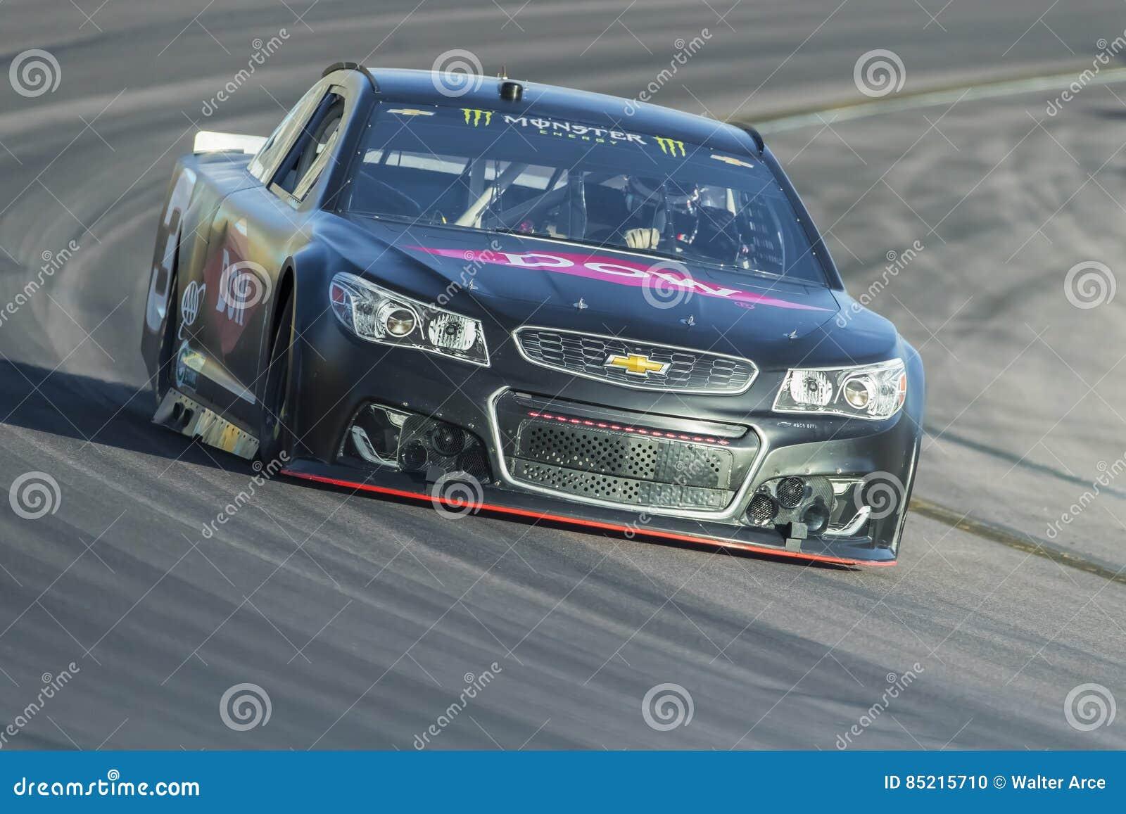 NASCAR :1月31日菲尼斯开放测试