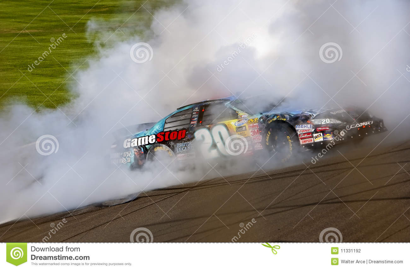 NASCAR: 10 oktober Copart 300