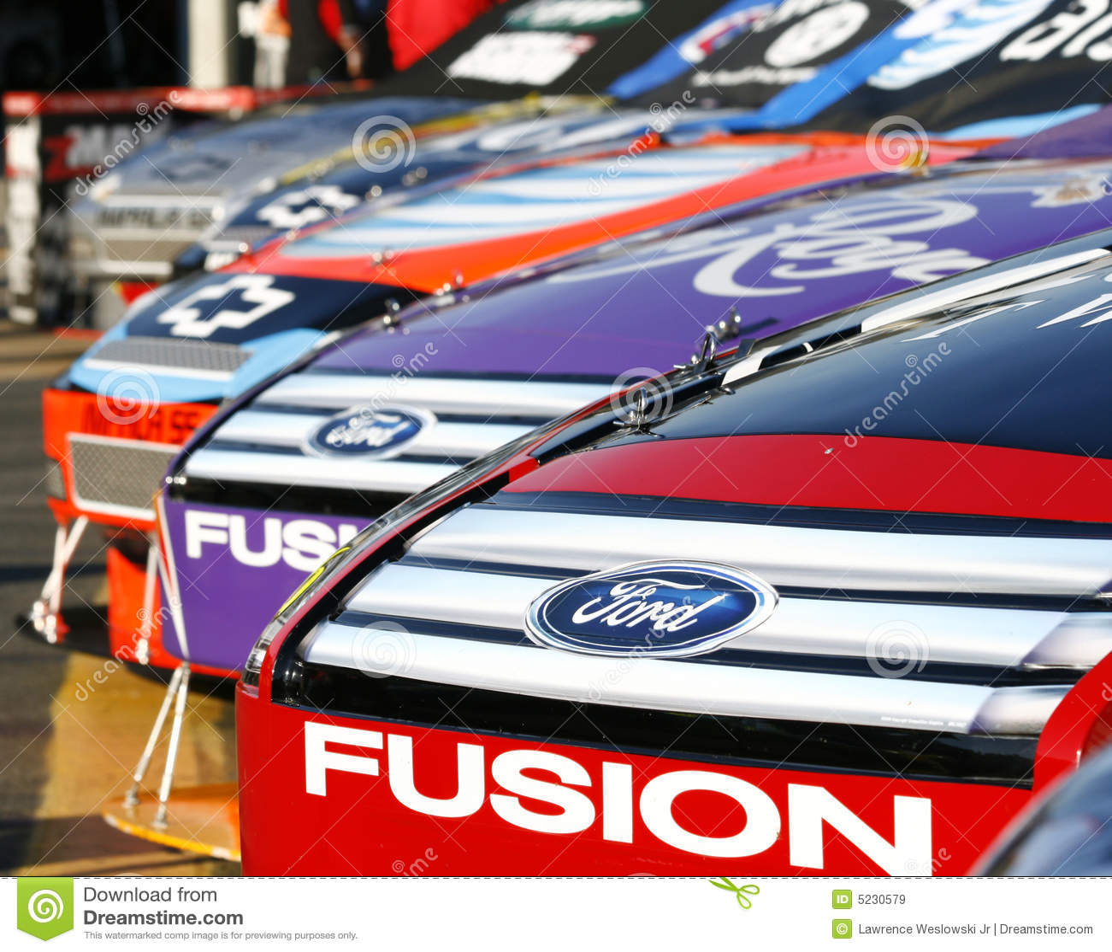 NASCAR - American Muscle Cars