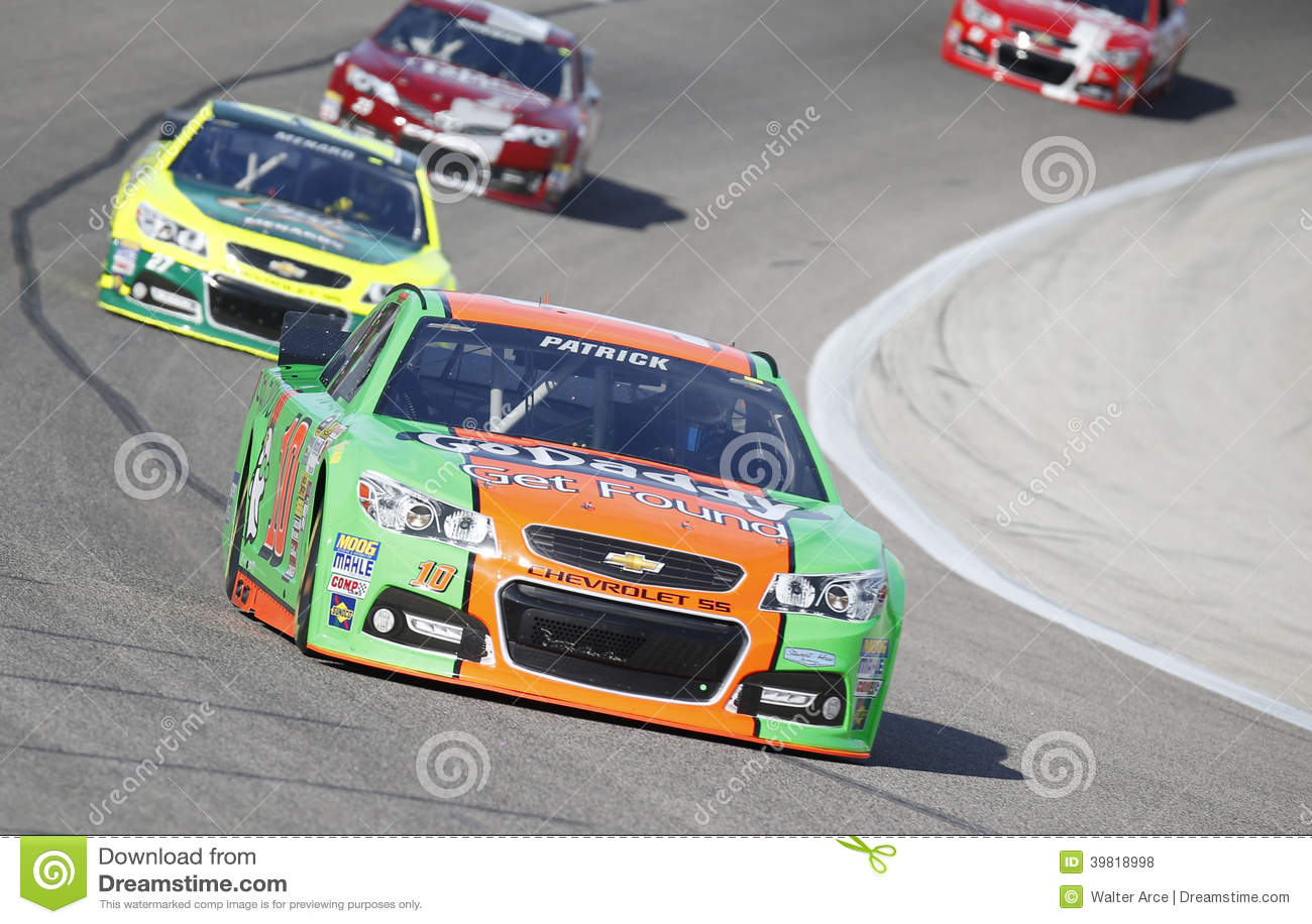 NASCAR:  Am 4. April Duck Commander 500