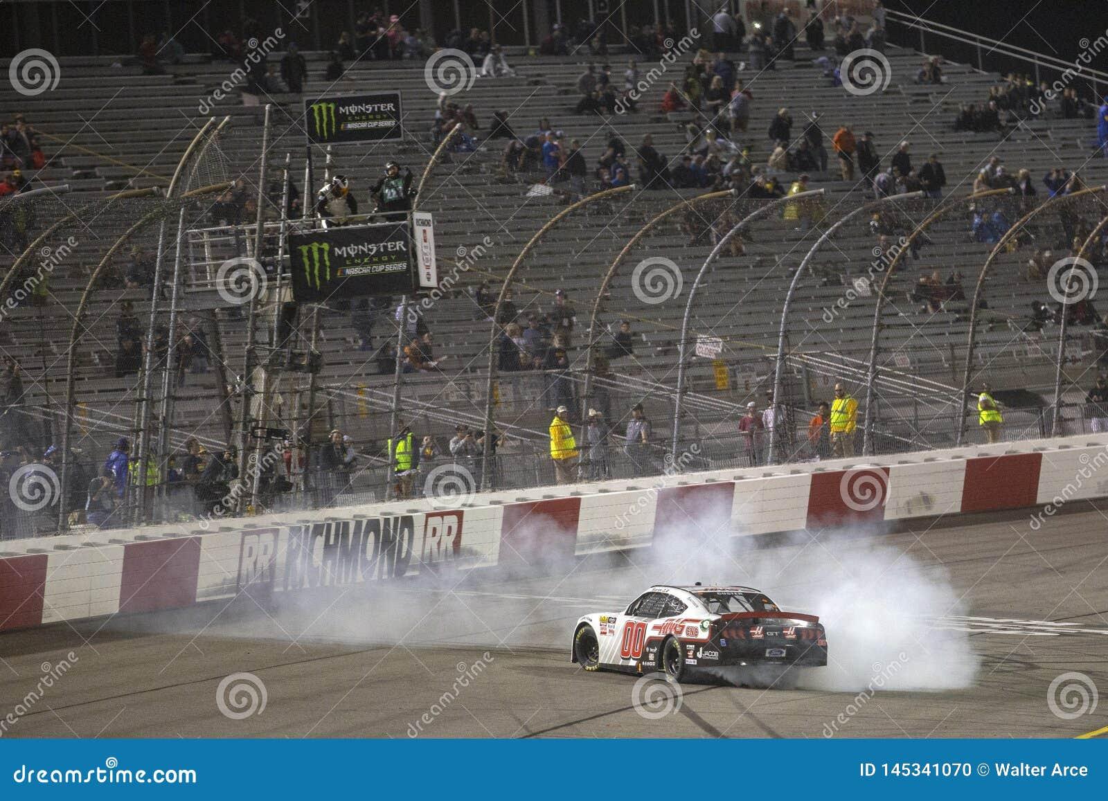NASCAR : 12 avril ToyotaCare 250